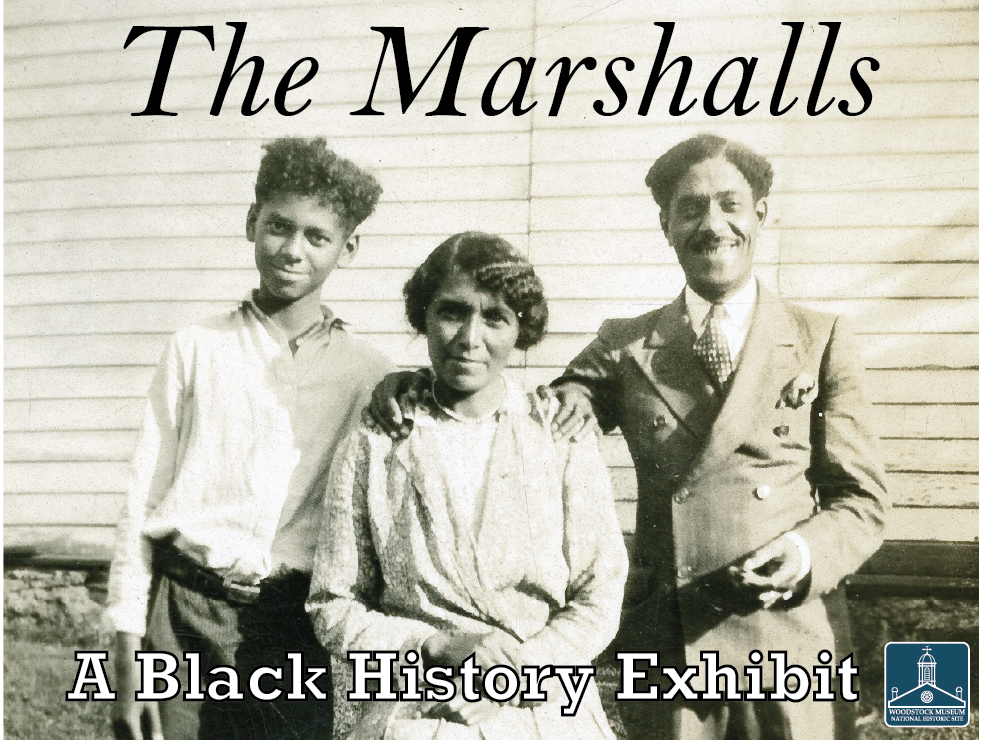 Marshalls Exhibit Website Poster