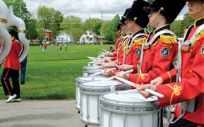 Victoria Day Parade Image