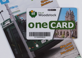Woodstock transit city of woodstock load smart card reheart Images